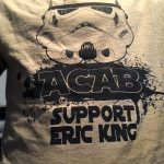 Support Eric King - Benefit T-Shirts for Sale!